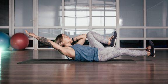 Прокачка: 5 упражнений для железного пресса. И никаких скручиваний