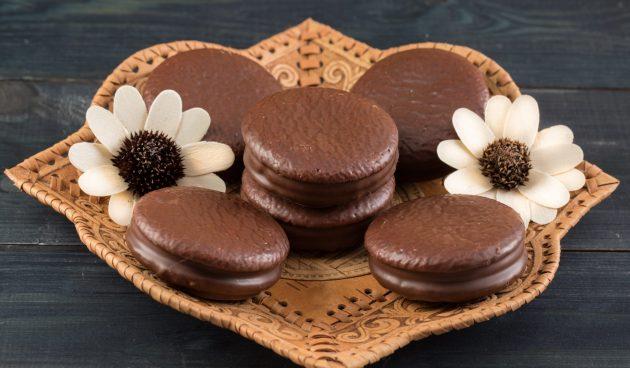 Печенье а-ля «Чокопай»