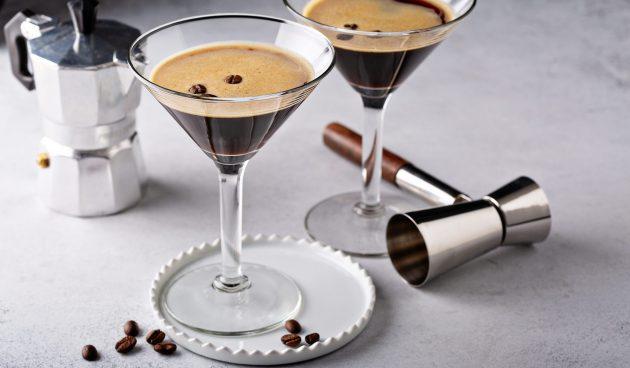 Эспрессо мартини