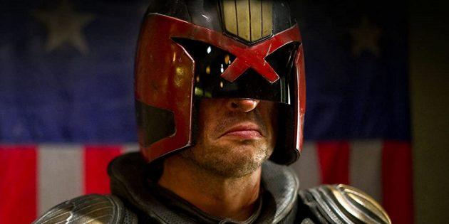 Лучшие боевики: «Судья Дредд 3D»