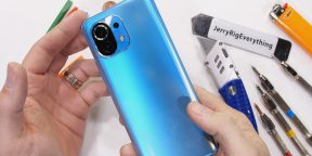 Xiaomi Mi 11 отлично проявил себя в тесте на прочность