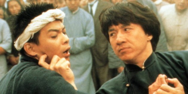 Лучшие китайские фильмы: «Пьяный мастер 2»