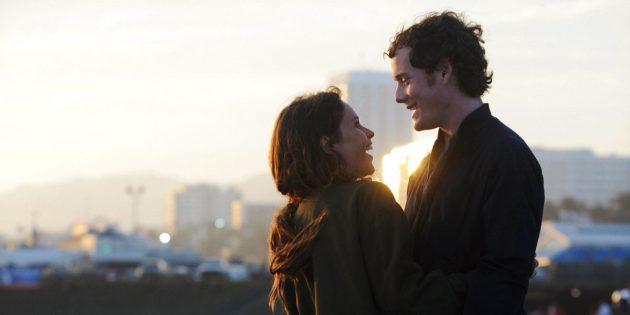 Фильмы про любовь подростков: «Как сумасшедший»