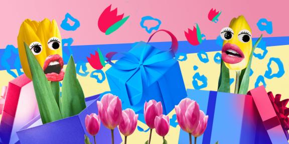 Улучшайзер скучных подарков: полезная игра для тех, кто опять собрался купить шоколадку и ветку мимозы