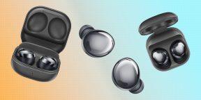 Обзор Samsung Galaxy Buds Pro — топовых наушников с отличным звучанием и мощным шумоподавлением