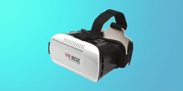 Что купить на 23 Февраля: очки виртуальной реальности