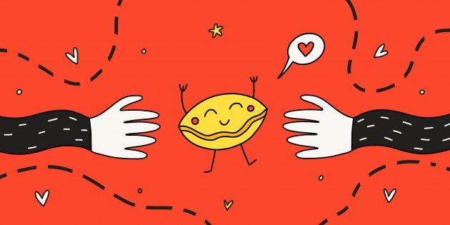 Доставка Яндекс Go поможет поесть бабушкиных пирожков