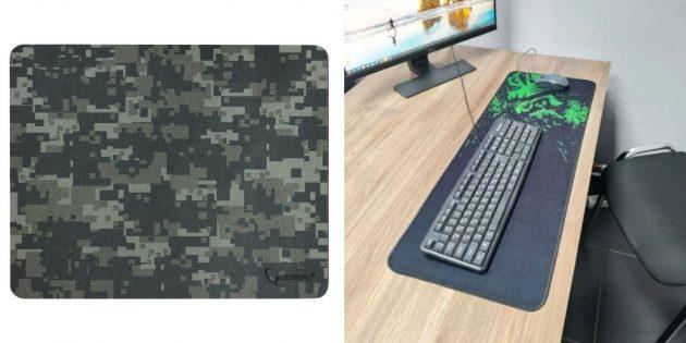 Подарки классу на 23Февраля: коврик для компьютерной мыши
