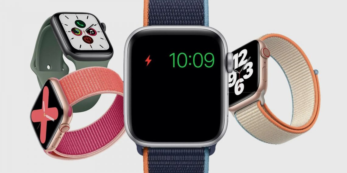 Apple бесплатно отремонтирует Watch Series 5 и Watch SE, если у них есть проблемы с зарядкой