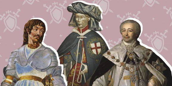 ТЕСТ: Суровый тевтонец или загадочный тамплиер? Узнайте, какой вы рыцарь!