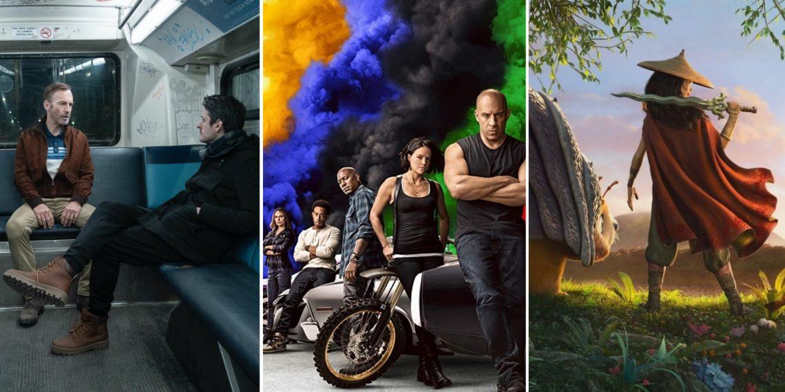 «Форсаж 9», «Никто», «Райя и последний дракон»: новые короткие трейлеры с Супербоула