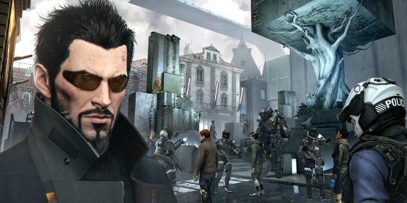 Киберпанк, да не тот: Steam отдаёт полную коллекцию Deus Ex за 228 рублей вместо 1 924