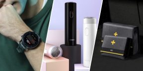 Всё для мужика: смартфон Infinix, электробритва Smate, эксцентриковая шлифмашина