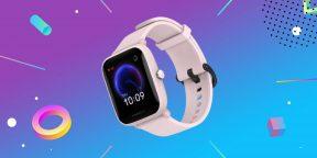 Выгодно: умные часы Amazfit Bip U PRO за 4 290 рублей