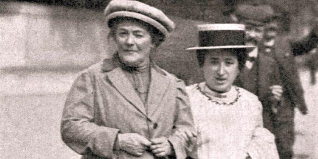 Клара Цеткин предложила учредить международный женский день