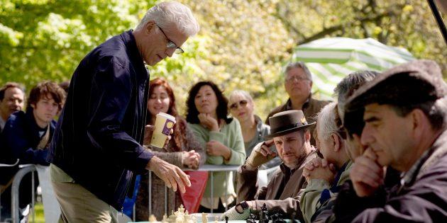 Фильмы про шахматы: «Рыцари Южного Бронкса»