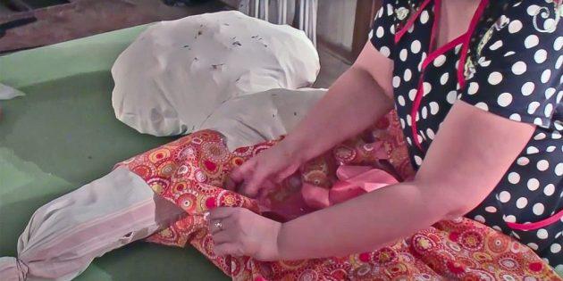 Чучело Масленицы своими руками: нарядите чучело