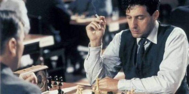 Фильмы про шахматы: «Защита Лужина»