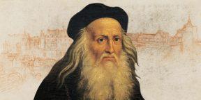 11 мифов о Леонардо да Винчи, в которые вы верите совершенно зря