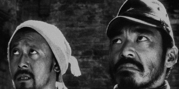 Лучшие китайские фильмы: «Дьяволы у порога»