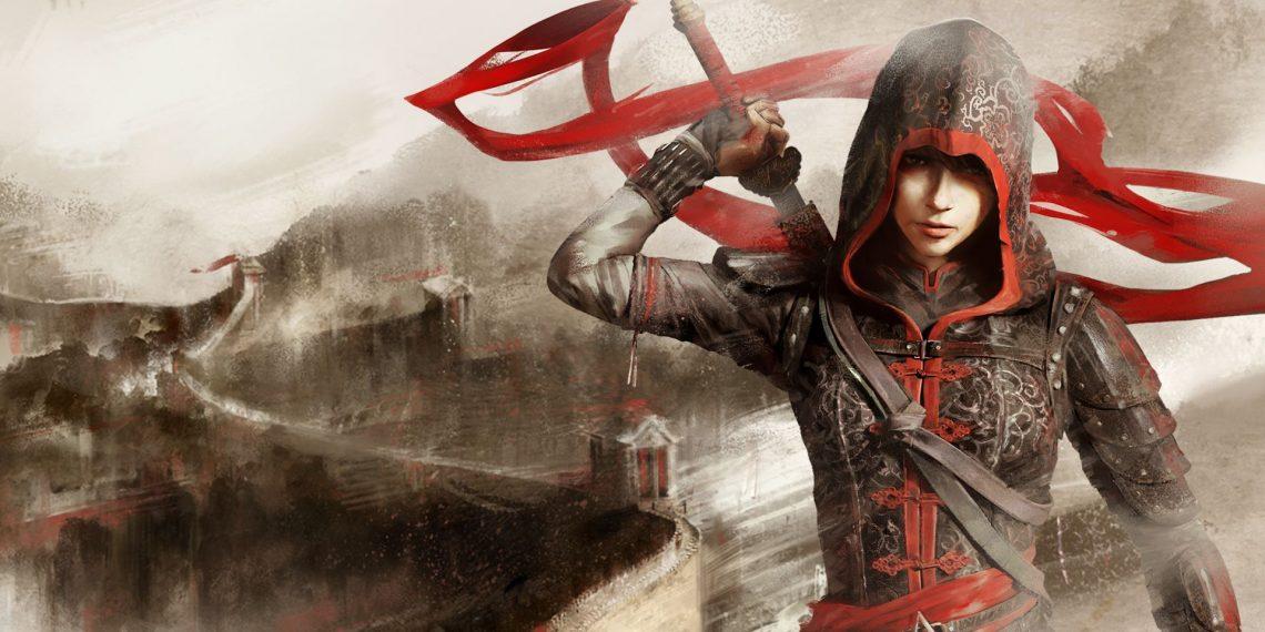 Ubisoft раздаёт Assassin's Creed Chronicles: China
