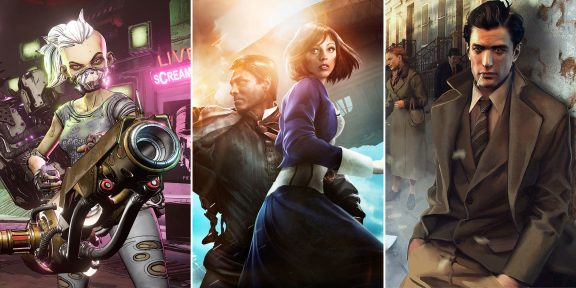 2K с выгодой до 96%: в Steam стартовала распродажа серий Bioshock, Borderlands, XCOM и Mafia