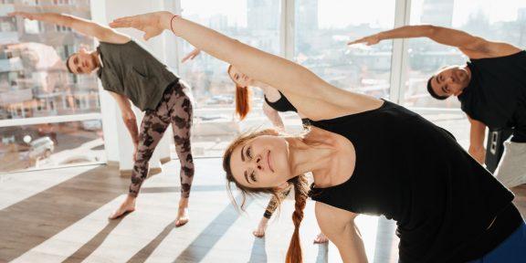 Йога для похудения: миф или реальность