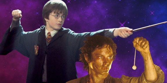 ТЕСТ: «Гарри Поттер» или «Властелин колец» — откуда этот персонаж?
