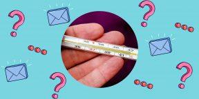 Что делать, если разбился ртутный градусник?