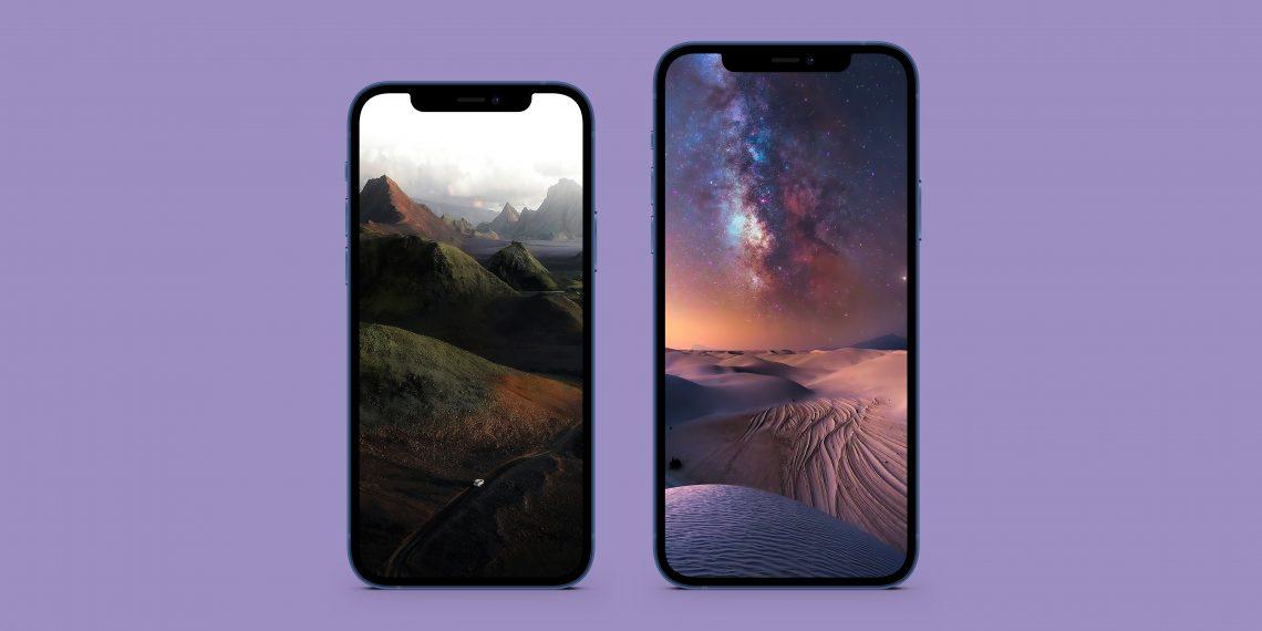20 крутых обоев с природой для экрана смартфона