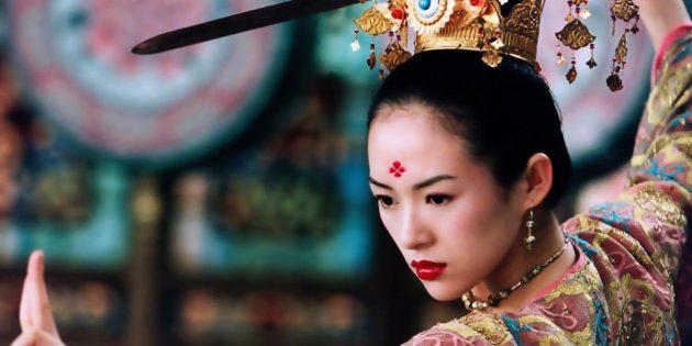 Лучшие китайские фильмы: «Дом летающих кинжалов»