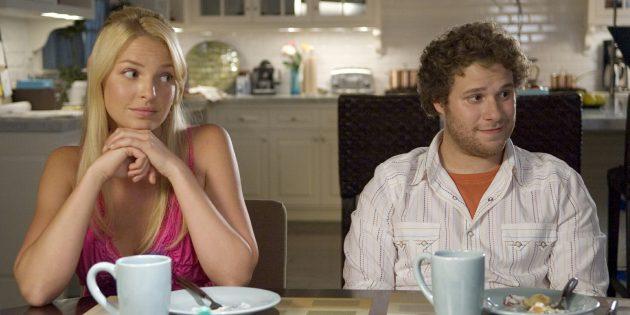 Кадр из фильма «Немножко беременна»