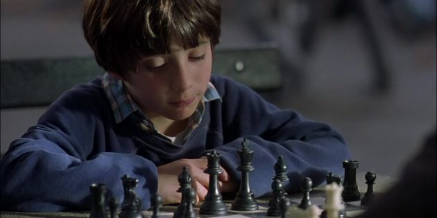 Фильмы про шахматы: «Выбор игры»