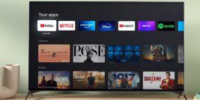 Google обновляет интерфейс Android TV: искать контент станет намного удобнее