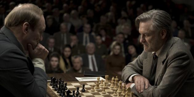 Фильмы про шахматы: «Холодная игра»