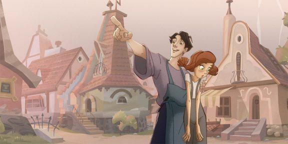 Почему новый российский мультфильм «Огонёк-Огниво» вам понравится, но ненадолго