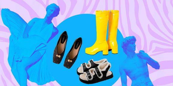 Лукбук: какую обувь купить к весне