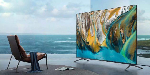 Xiaomi представила доступный Redmi Max TV 86