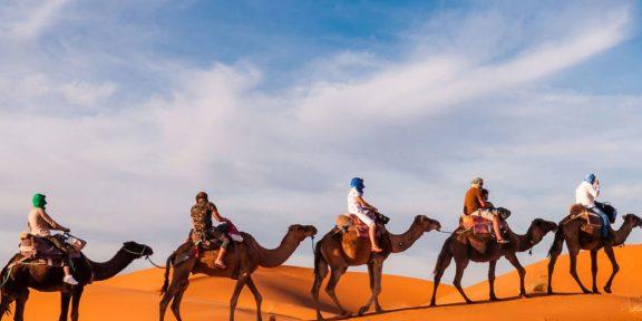 От Москвы до Марокканской Сахары: 5 подкастов о путешествиях