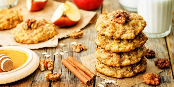 Овсяное печенье, которое вернёт вас в детство. Собрали лучшие рецепты