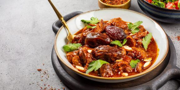Хочется чего-то необычного? Попробуйте эти марокканские блюда