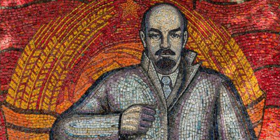Наследие прошлого: фото-тред с потрясающей советской мозаикой