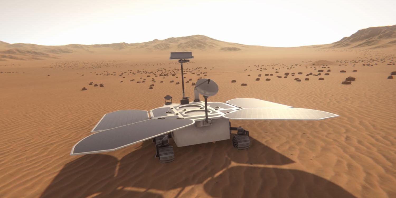 Китай и ОАЭ впервые достигли орбиты Марса. Вскоре к ним присоединится ровер США