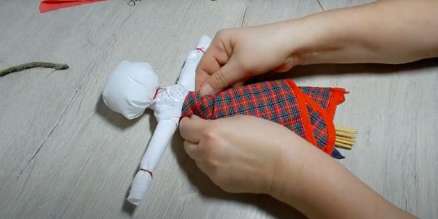 Кукла Масленица своими руками: сделайте юбку