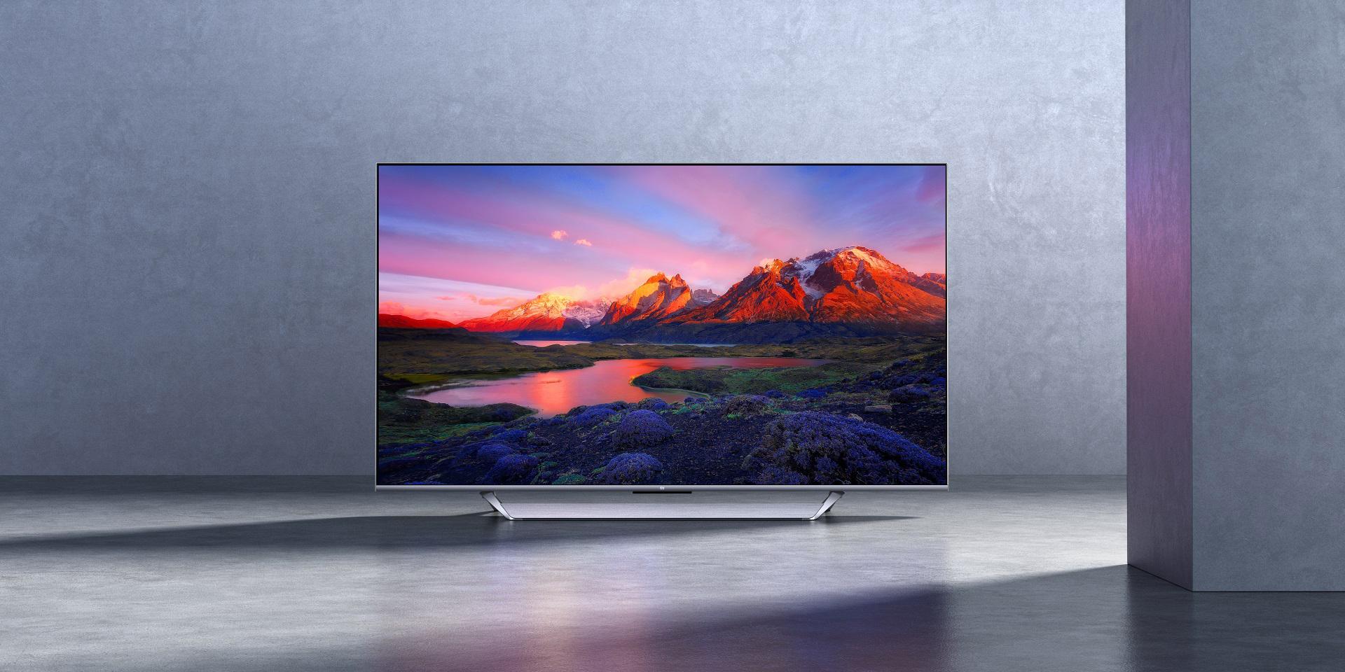 Xiaomi qled телевизор