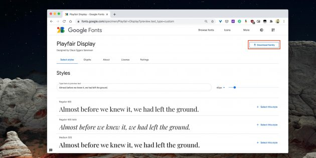 Как установить шрифт в Photoshop: Найдите и скачайте шрифт