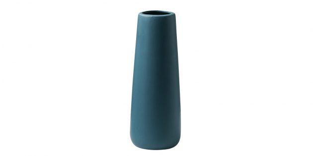 Минимализм в интерьере: ваза