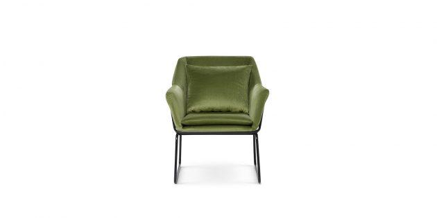 Предметы интерьера в минималистском стиле: кресло