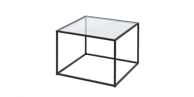 Предметы интерьера в минималистском стиле: столик
