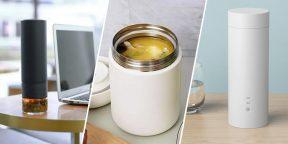 10 качественных термосов для напитков и еды
